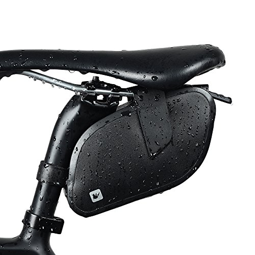 Rhinowalk Waterproof Bike Saddle Bag Bicycle Bag Under seat Bag Rainproof Mountain Road Bike Seat Bag Bicycle Bag Professional Cycling Accessories