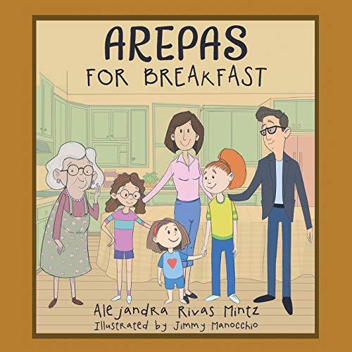 Arepas for Breakfast