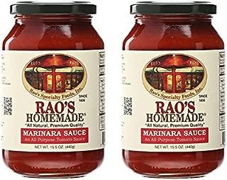 Raos Marinara Sauce, 15.5 oz (Pack of 2)