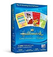 Hallmark Card Studio 2011 Deluxe [Old Version] [並行輸入品]