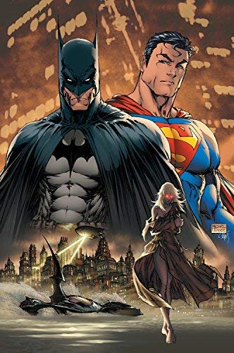 Absolute Superman / Batman Volume 1 HC by Ed McGuinnes (Artist), Michael Turner (Artist), Jeph Loeb (10-Sep-2013) Hardcover