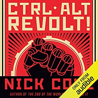 CTRL ALT Revolt! cover art
