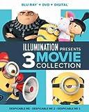 Illumination Presents: 3-Movie Collection (6 Blu-Ray) [Edizione: Stati Uniti]