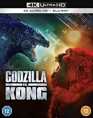Godzilla vs. Kong [4K Ultra HD] [2021] [Blu-ray]