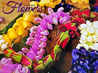 Long's Hawaii 2018 Hawaiian Twelve Month Calendar (Flowers of Hawaii)