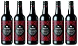Osborne - Vermouth rojo Osborne caja de 6 botellas 4500 ml