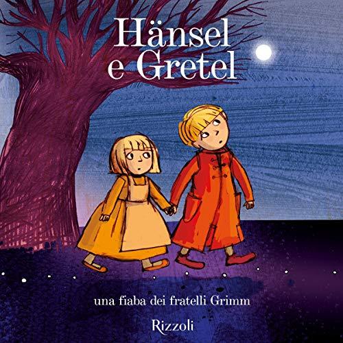 Hansel e Gretel copertina
