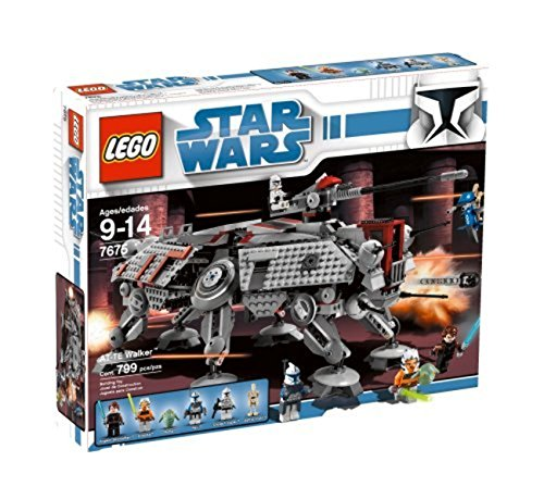 LEGO Star Wars 7675 - AT-TE Walker
