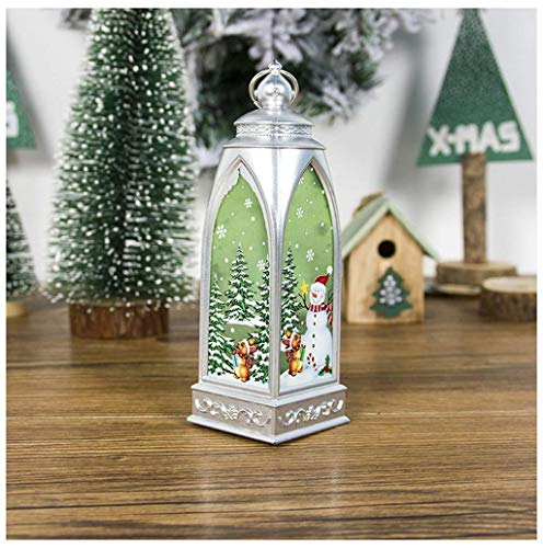 Holiday Creative Gift Christmas Decorations Light Ornaments Craft Home Decor Hanging Pendant