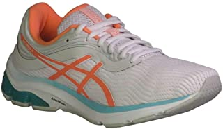 Women's Gel-Pulse 11 Running Shoes White/Sun Coral