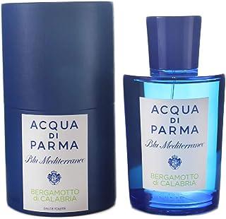Aqua Di Parma Blue Mediterranean Eau De Toilette 5 Oz Spray - Bergamot to Di Calabria, 150 milliliters