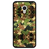 Hapdey Phone Case for [ Meizu m3 note ] design [ Camouflage
