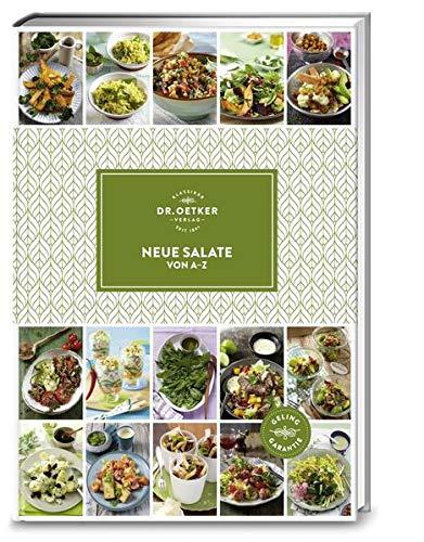 Neue Salate von A-Z (A-Z Reihe)