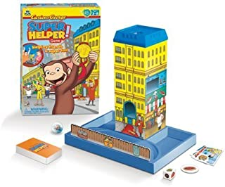 Wonder Forge I Can Do That Games Curious George Super Helper