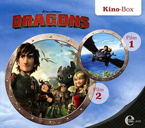 Drachenzähmen leicht gemacht - Kino-Box - Die Original-Hörspiele zu den Kinofilmen 1 + 2