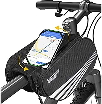 Outdoor Cycling Travel Bike Bicycle Bag Multi-layer for Mobile Phone Keys Drinks