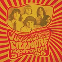 Fillmore Auditorium-November 5 1966 [12 inch Analog]