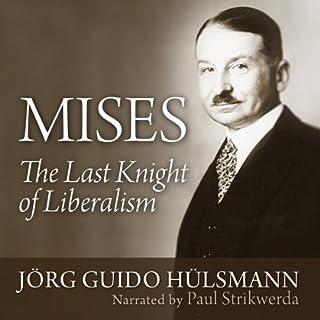 Mises audiobook cover art