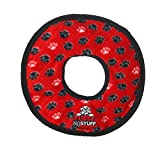 TUFFY No-Stuff Durable Ring Toy