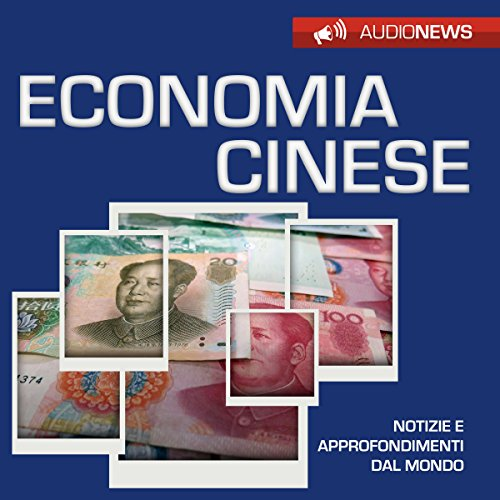 Economia cinese audiobook cover art