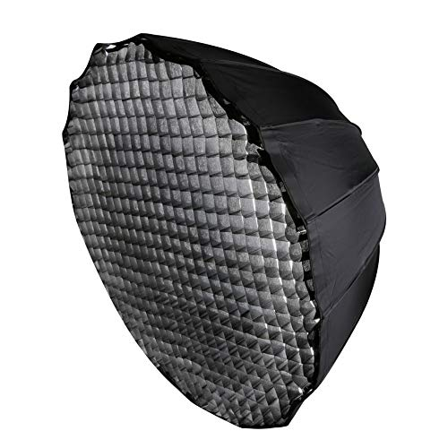 Godox Rejilla de panal de abeja de 120 cm, solo para Godox P120L P120H Deep Parabolic Softbox