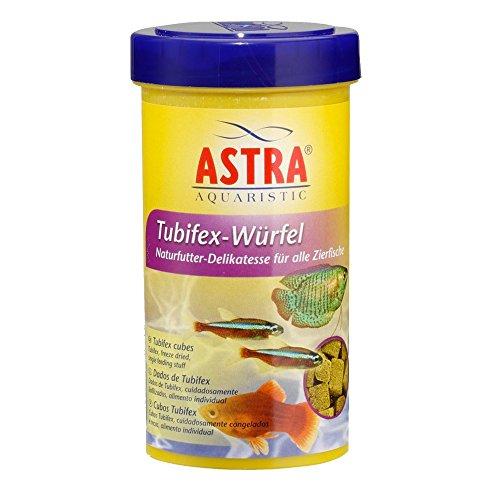 ASTRA Tubifex-Würfel 250 ml, 1er Pack (1 x 250 ml)