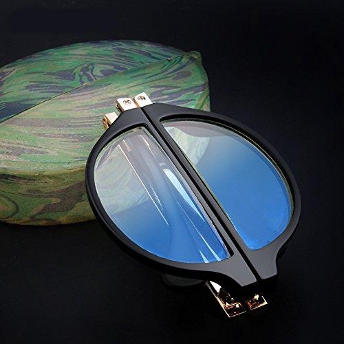 Bluelover Anti-blauwe vouwen leesbril Tr hars computer anti-schadelijke blauwe stralen Presbyopisch glas