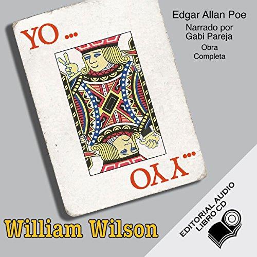 William Wilson [Spanish Edition] audiobook cover art