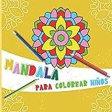Mandalas para Colorear Niños: 40+ Páginas para Colorear de Mandalas - Libros para Colorear Niños - Mandala Libros Infantiles - Libro para Colorear y ... Mandalas para colorear para niños de 4-7 anos