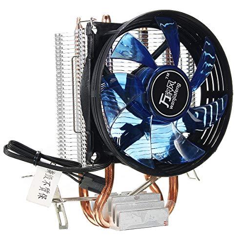 KASILU EJG0114 Núcleo LED CPU Tranquil Fan ReinSink Shilling Equipment Alto Rendimiento