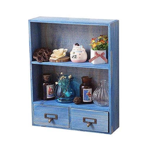 HQQ Gabinete de madera flotante del estante de la pared para la...