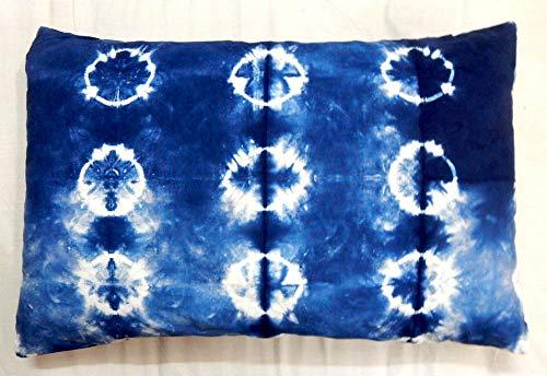 iinfinize Indische Kissenbezüge, 45,7 x 71,1 cm, EIN Set von 3 Batik-Drucken, 100% Baumwolle, Kissenbezug,...