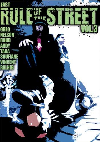 FAST ルール・オブ・ザ・ストリート Vol.3 [DVD]