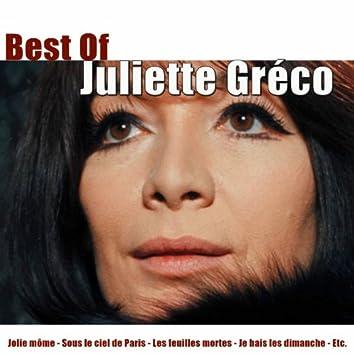 Best of Juliette Gréco