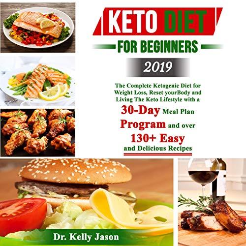 Keto Diet for Beginners 2019 cover art