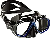 Cressi Action, Máscara de Buceo para cámara GoPro Unisex, Silicona de alta calidad