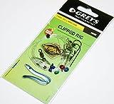 Greys 3 Hook Clipped (Impact Lead) Gr.2 Brandungsvorfach