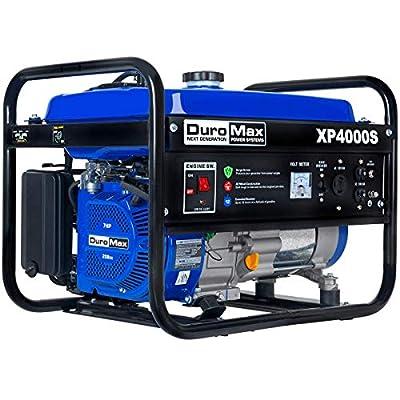 DuroMax XP4850EH 4850 watt Dual Fuel Hybrid Generator