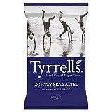 Tyrrell's Tyrrells Leggermente Mare Salato Patatine 300g (Confezione da 2)