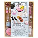 STMT DIY Cosmetics Set by Horizon Group USA, Create Your Own Cosmetic Line with Signature Fragrances, Shiny Lip Glosses, Refreshing Mists & Creamy Blush Sticks. Multicolored