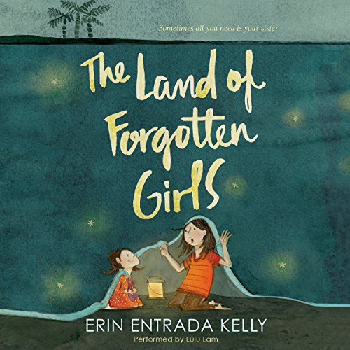 The Land of Forgotten Girls audiobook cover art