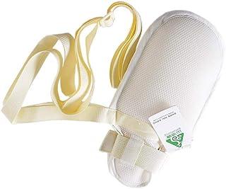 SUPVOX ハンドミットストリング通気性感染症手首プロテクター患者高齢者女性男性用