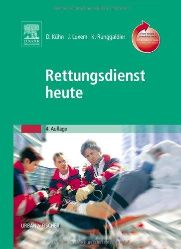 Rettungsdienst heute: mit www.rettungsdienstheute.de Zugang (powered by StudentConsult)