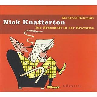 Die Erbschaft in der Krawatte (Nick Knatterton 3) Titelbild