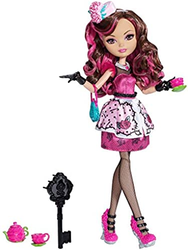 Mattel Ever After High BJH35 - Tee-tastische Party, Briar Beauty, Puppe