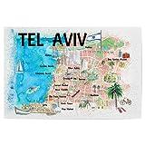 artboxONE Poster 60x40 cm Städte Tel Aviv Israel