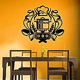 Chef insignia calcomanías de pared decoración del...