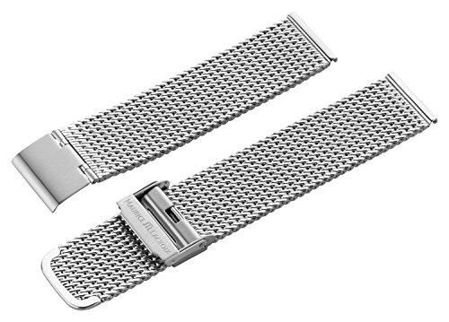 Maurice Lacroix - Cinturino in acciaio inossidabile per orologi da uomo in...