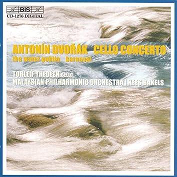 Dvorak: Cello Concerto / The Water Goblin / Karneval