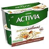 Activia Avena y Avellana 4x120 g